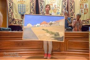 2º Premio obra Nº 17, Ana María García