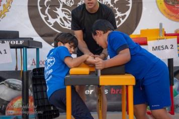 Marco Morales ganando a Daniel Hernandez