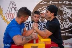 Jorge de la Orden vs Andrés Menasalvas