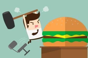 Portada para el menu de hamburguesa deteriora la experiencia de usuario. Tiempo de lectura: 15 min
