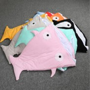 fish-shark-baby-sleeping-bag-newborns-sleeping