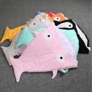 fish-shark-baby-sleeping-bag-newborns-sleeping