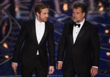 La pajarita blanca de Ryan Gosling