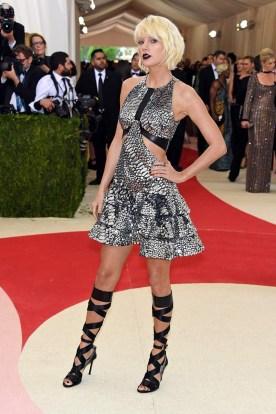 Taylor Swift de Louis Vuitton.