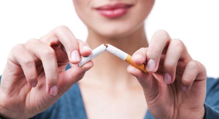 Resisitirse a la tentación de fumar es un gran avance