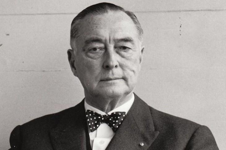 Richard Nikolaus Graf von Coudenhove Kalergi