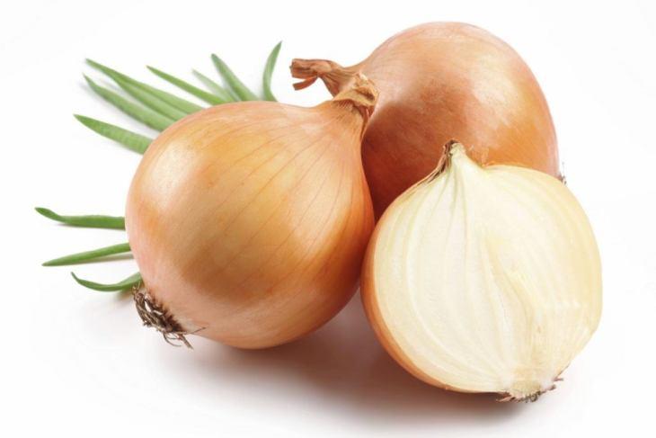La cebolla es un antibiótico natural