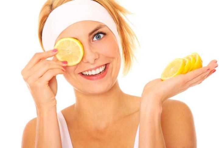 Limón para la piel