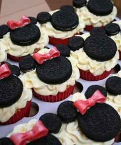Snacks Minnie Mouse