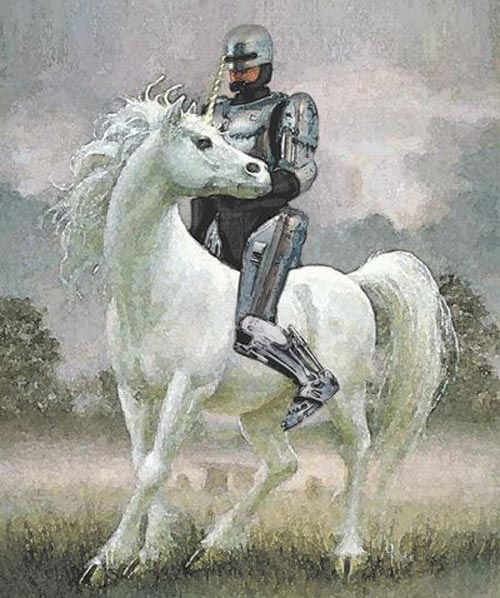 RoboCop-is-like-ten-times-more-deadly-when-riding-his-unicorn