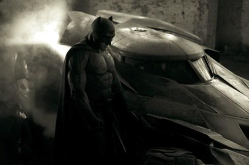 Batsuite and Batmobile
