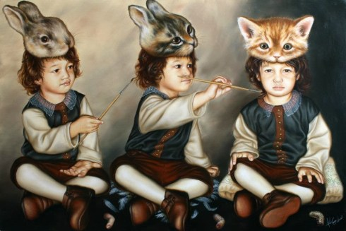 Jose Luiz Lopez Galvan_José Luis López Galván_paintings_Mexico_artodyssey  (15)