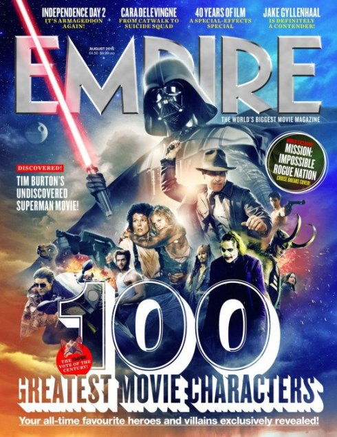Empire magazine Top 100