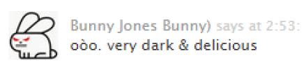 Bunny Jones Bunny