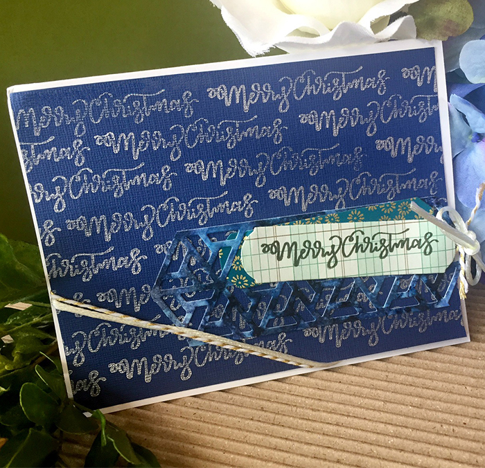 Inspirational Series of Holiday Cards + Tags with Stephanie Low Designs Image 14