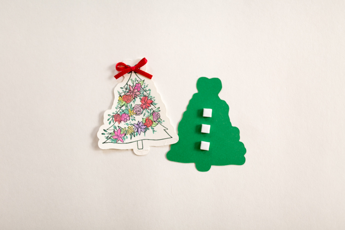 Creating Open Me Holiday Gift Tags by Alli Roth Step 4