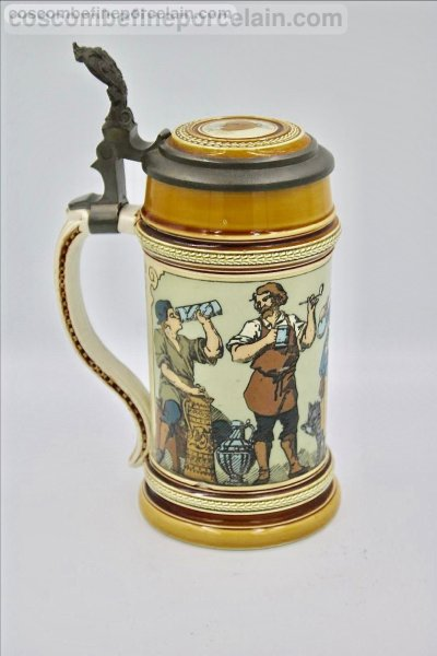 Christian Warth Bier Stein