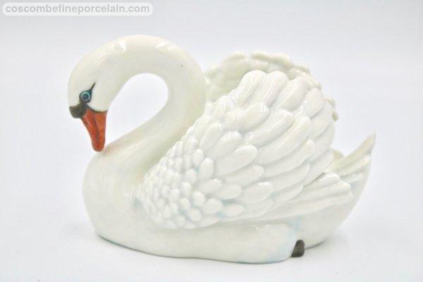 Nymphenburg Swan