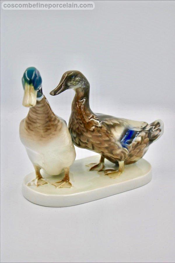 Rosenthal Ducks - Willy Zügel