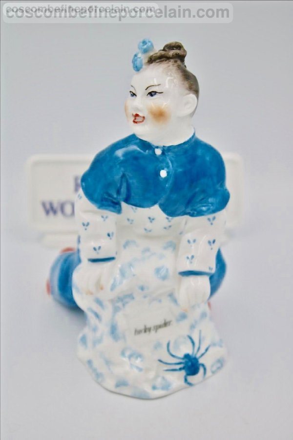 Royal Worcester Lucky Spider