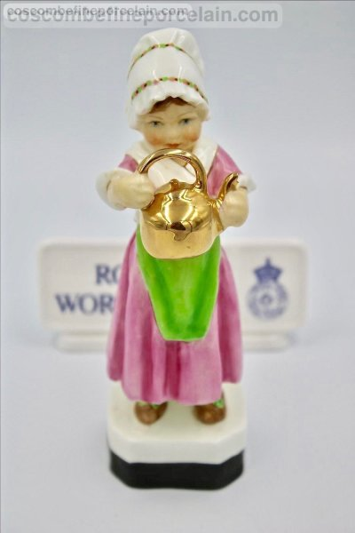 Royal Worcester Polly put