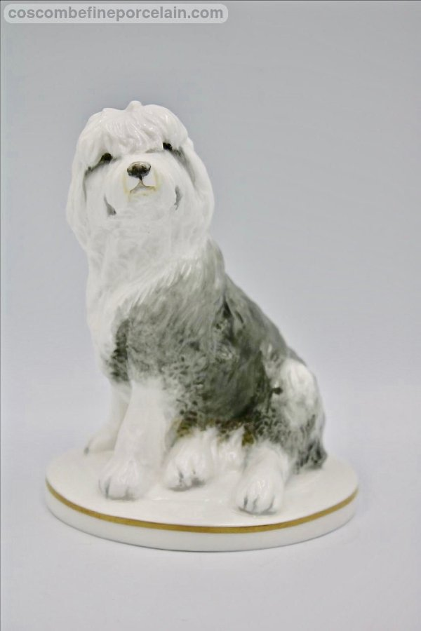 Royal Worcester Sheepdog