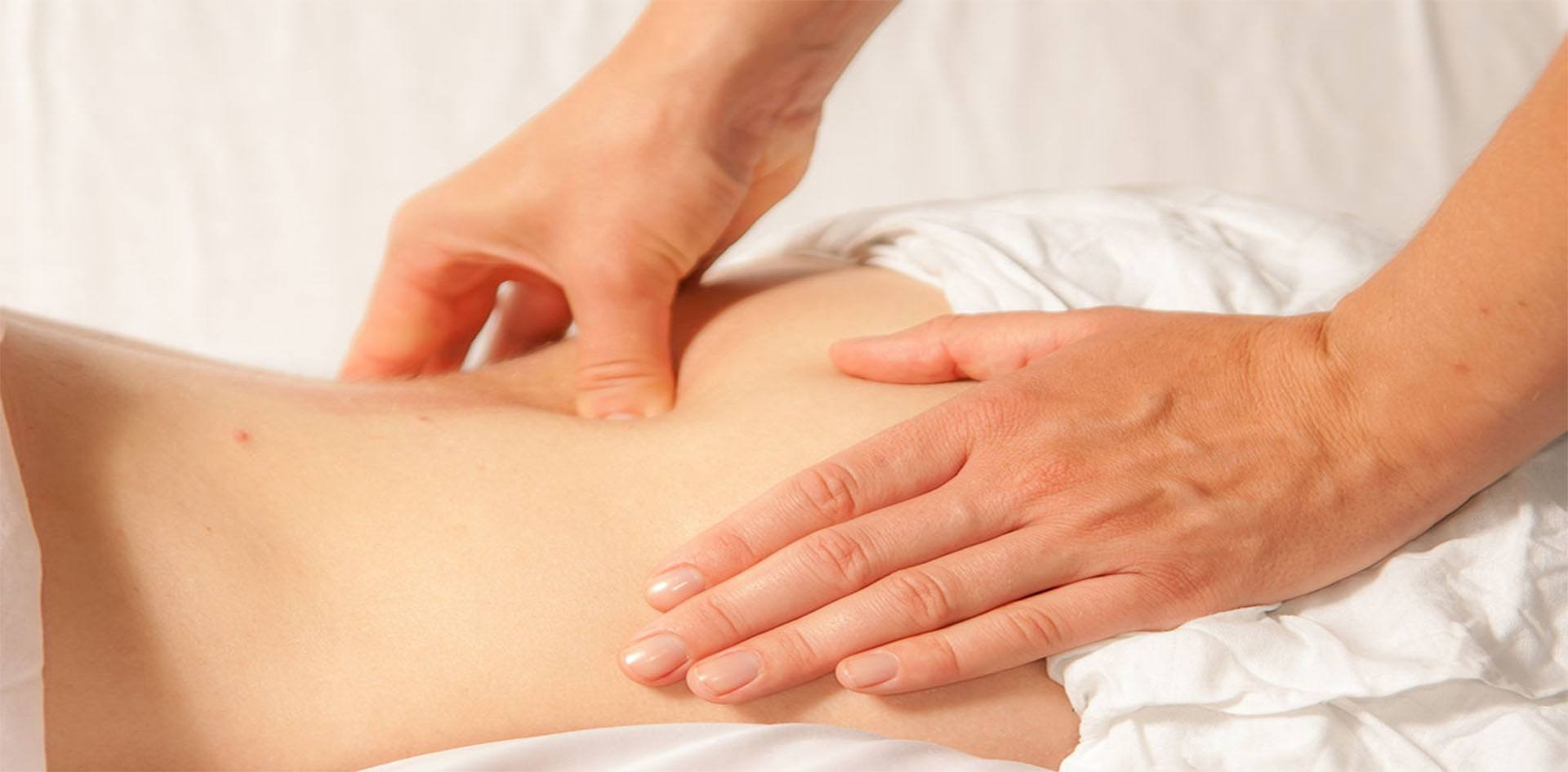 Massage, reflexology helps blood circulation, reduce aches
