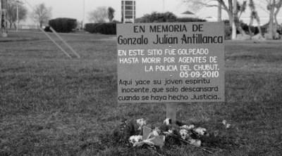 justicia por antillanca - flores