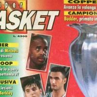 Superbasket N°9 Anno XVIII 28/02-06/03 1995