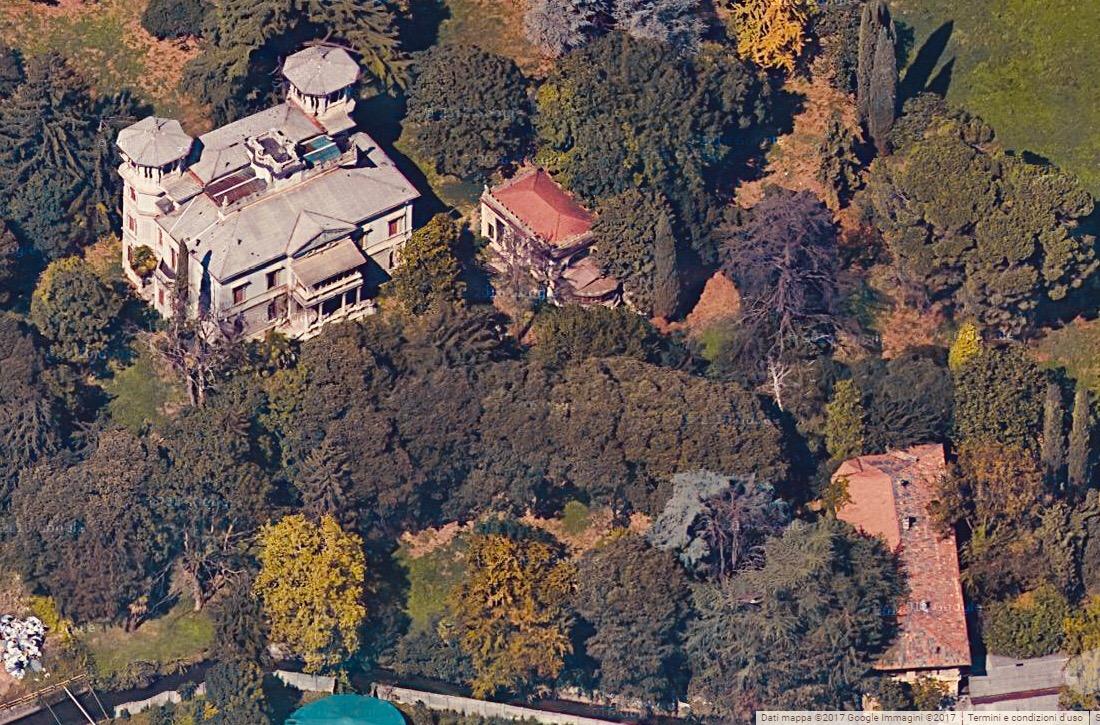Visitare (on line) Villa Camilla di Alzano Lombardo, ricca dimora della famiglia di Augusto Pesenti