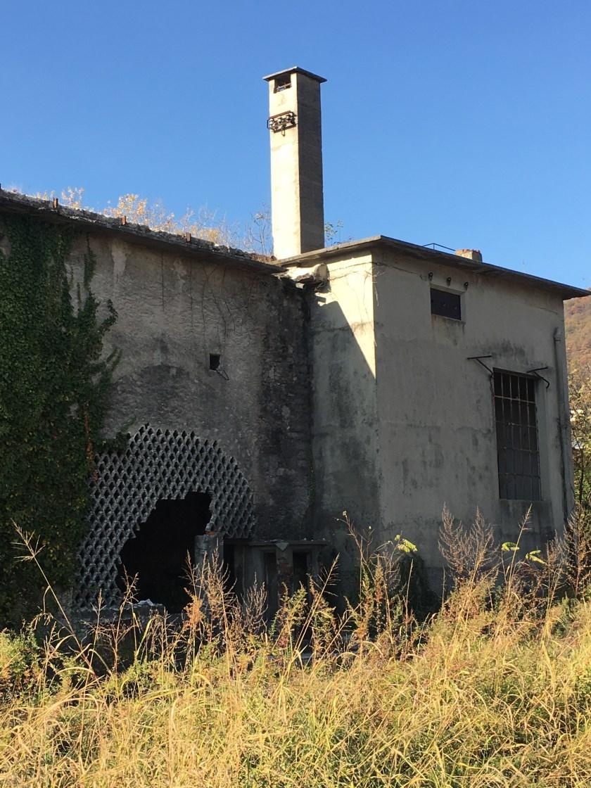 Ex cementificio Italcementi di Alzano Lombardo