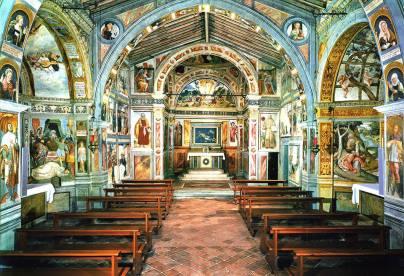 San Bernardino Lallio