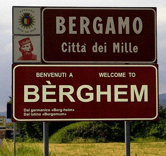 Imparare a dire Pòta come un vero bergamasco (de Bèrghem)