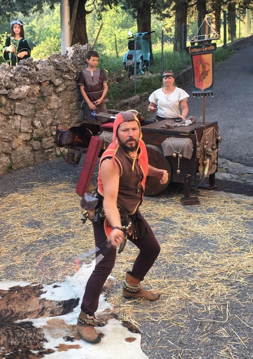 Vall'Alta Medievale, nella Valle del Lujo, la festa che ti porta indietro nel tempo