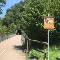 Sulla vecchia Ferrovia della Val Brembana in bicicletta