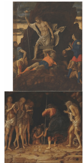 Andrea Mantegna ritrovato