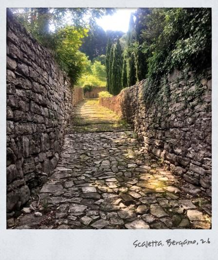 Scalette in pietra