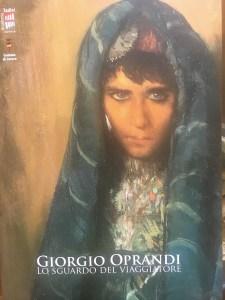 Libro dedicato alla mostra Giorgio Oprandi. Lo sguardo del viaggiatore