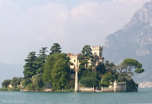 Isola di Loreto sul Lago d'Iseo