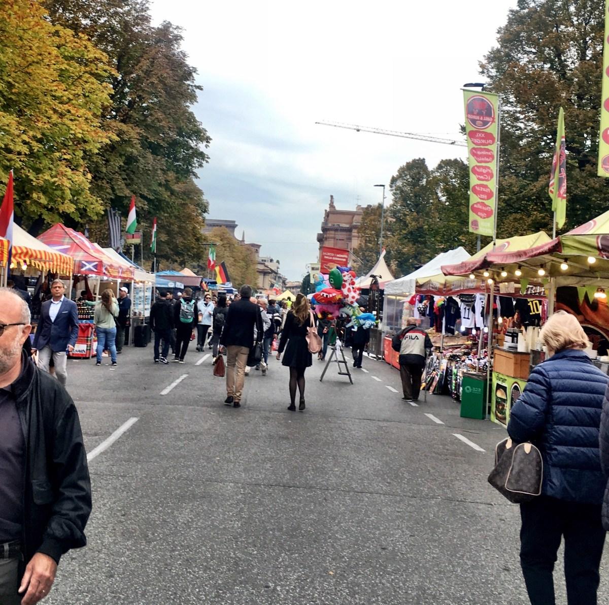 Mercatanti in Fiera, per viaggiare fra i sapori del mondo senza allontanarsi da Bergamo