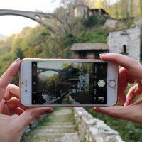A passeggio sui ponti di Clanezzo, il borgo all'incrocio di tre valli bergamasche