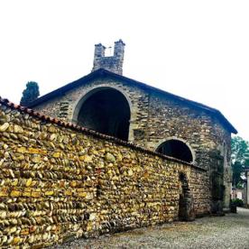 9 Bonate Sotto- muri perimetrali di Santa Giulia