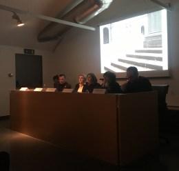 Presentazione libro Guida all'architettura di Bergamo