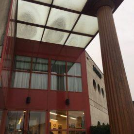 Ingresso Museo del Falegname