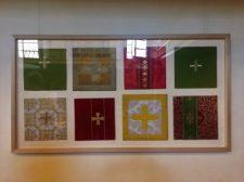 3 collezione oggetti sacri Sant'Andrea in Catello