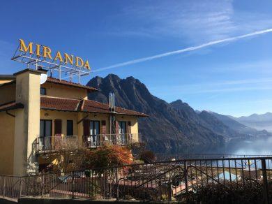 Hotel Ristorante Miranda di Riva di Solto