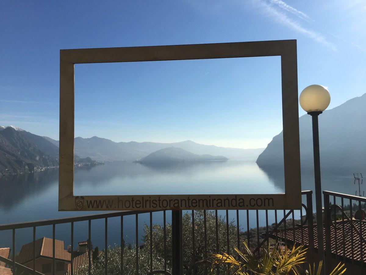 Regalarsi un week end sul Lago d'Iseo, nel luogo che ispirò  l'artista Aligi Sassu