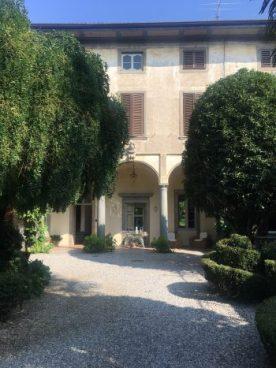 Ingresso Villa Pagnoncelli