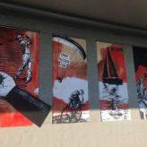 Galleria di Steven Cavagna alle Autolinee di Bergamo