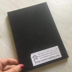 Adesivo ufficiale Bookcrossing.com